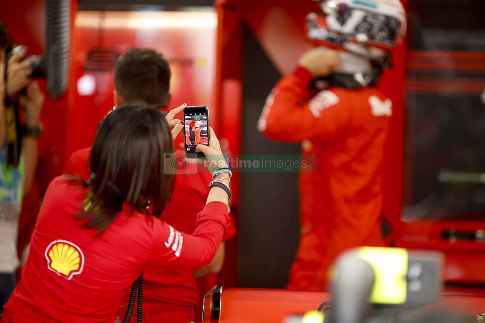 September 20, 2019, Singapore, Singapore: Motorsports: FIA Formula One World Championship 2019, Grand Prix of Singapore, ..#16 Charles Leclerc (MCO, Scuderia Ferrari Mission Winnow) (Credit Image: © Hoch Zwei via ZUMA Wire)