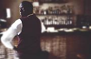 Barman in Zuguinchor (Senegal) - African Portraits Series