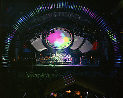 "The Grateful Dead Live at Giants Stadium 03 August 1994. Photograph taken during ""Drums"""