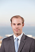 Andrew Paulson, associate at Crowell & Moring..photo by Jason Doiy