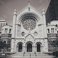 Sacred Heart Church, downtown Tampa, Fla.