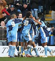 Photo: Marc Atkins.<br /> Wycombe Wanderers v Accrington Stanley. Coca Cola League 2. 20/01/2007.