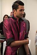 SHANAY JHAVERI;, VIP Opening of Frieze Masters. Regents Park, London. 9 October 2012