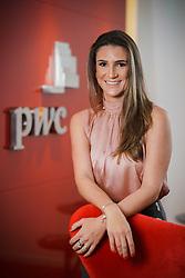 Elisa Simão é diretora responsável por liderar, desenvolver e implementar a solução de Auditoria Cooperativa, para prestação do serviço aos clientes desse segmento da PwC. FOTO: Jefferson Bernardes/ Agência Preview