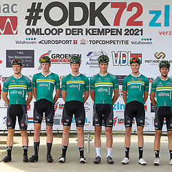 VELDHOVEN (NED) July 3: <br />CYCLING <br />The first race of the Schwalbe Topcompetition<br />WV de IJsselstreek