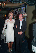 TRUDIE STYLER; MATTHEW FREUD, The Hoping Foundation  'Rock On' benefit evening for Palestinian refugee children.  Cafe de Paris, Leicester Sq. London. 20 June 2013