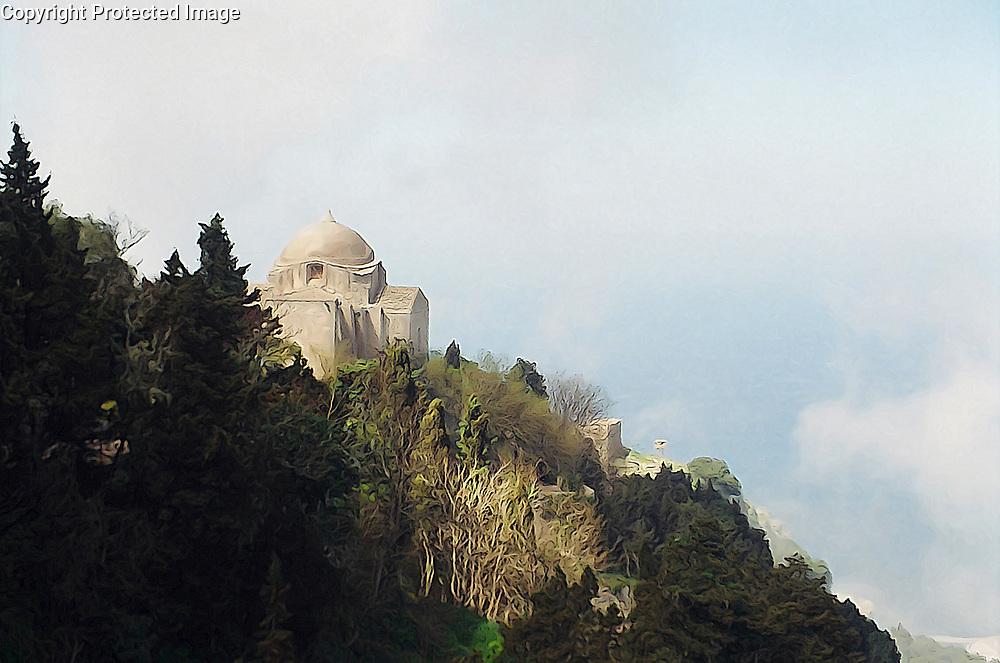 italy Italy Sicily Erice,