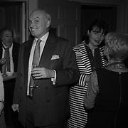 SALLY EMERSON; NICHOLAS COLERIDGE, The launch of Fire Child by Sally Emerson. Hosted by Sally Emerson and Naim Attalah CBE. Dean St. London. 22 March 2017