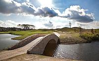 AMSTERDAM - Burggolf golfbaan Amsterdam International,bij Schiphol, gaat in 2012 open. FOTO KOEN SUYK