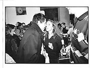 Sam Taylor Wood, Chienhale Gallery, Chienhale St, East End,  10 Sept '98© Copyright Photograph by Dafydd Jones 66 Stockwell Park Rd. London SW9 0DA Tel 020 7733 0108 www.dafjones.com