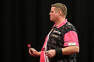Scott Mitchell during the Ladbrokes UK Open at Stadium:MK, Milton Keynes, England. UK on 5 March 2021.