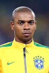 Fernandinho, volante da Seleção Brasileira de Futebol. FOTO: Jefferson Bernardes/ Agência Preview