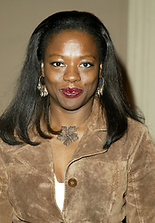 Jan 17, 2004; Hollywood, CA, USA; VIOLA DAVIS at the CBS/UPN Winter Press Tour All Star Party at Club Avalon in Hollywood..  (Credit Image: Glenn Weiner/ZUMAPRESS.com)