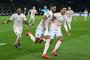Paris Saint-Germain v Manchester United 060319
