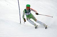 Proctor Academy High School alpine ski race February 20, 2013.  Karen Bobotas Photographer