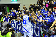 Tony Easley<br /> Banco di Sardegna Dinamo Sassari - Sutor Montegranaro<br /> Legabasket Serie A Beko 2012-2013<br /> Sassari, 27/01/2013<br /> Foto L.Canu / Ciamillo-Castoria
