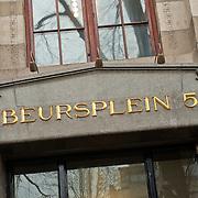 De Amsterdamse effectenbeurs wordt over het algemeen gezien als de oudste financiële handelsbeurs ter wereld. De belangrijkste graadmeters van de Amsterdamse beurs zijn de Amsterdam Exchange Index en de Amsterdam Midkap Index. De beurs is eigendom van Euronext. Foto JOVIP/JOHN VAN IPEREN