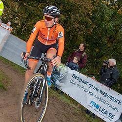 04-11-2018: Wielrennen: EK veldrijden: Rosmalen: Yara Kastelijn