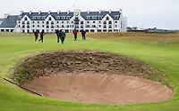 CARNOUSTIE Schotland - Carnoustie Golf Links. COPYRIGHT KOEN SUYK