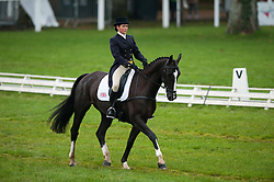 Varley Kerry (GBR) - Adagio N<br /> FEI World Championship for Young Horses Le Lion d'Angers 2012<br /> © Hippo Foto - Jon Stroud