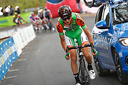 Giulio Ciccone (ITA - Bardiani - CSF) during the 101th Tour of Italy, Giro d'Italia 2018, stage 6, Caltanissetta - Etna 163 km on May 10, 2018 in Italy - Photo Luca Bettini / BettiniPhoto / ProSportsImages / DPPI