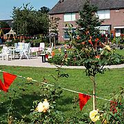 Open Kombuisdag Huizen na vernieuwen plantsoen
