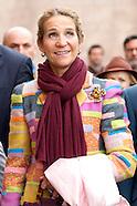 052114 Princess Elena of Spain Attends Attends 'Press Association' Bullfights in Madrid