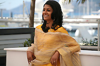 Nandita Das at the Jury Cinefondation photocall Cannes Film Festival on Wednesday 22nd May 2013