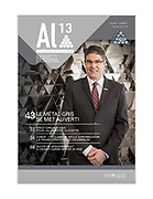 Cover photo and full set of images for lead article for Al-13 (a trade magazine for the aluminium industry) hired by Rio Tinto.