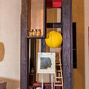 NL/Amsterdam/20201124 - Zusjes van Lexmond openen pop-up store, Moon Calendar van Lexmond & Lexmond