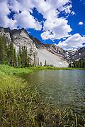 Fern Lake, Ansel Adams Wilderness, June Lake, California USA