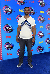 August 13, 2017 - Los Angeles, CA, USA - LOS ANGELES - AUG 13:  Isaiah Mustafa at the Teen Choice Awards 2017 at the Galen Center on August 13, 2017 in Los Angeles, CA (Credit Image: © Kay Blake via ZUMA Wire)