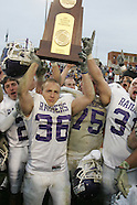 2005 Stagg Bowl XXXIV