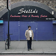 Stella's Exclusive.<br /> 7 Atlantic Road.<br /> <br /> There has been a beauty parlor in the premisses since 1980's. Stella Russell bought the business 22 years ago. If the she will be evicted 8 persons will lose their jobs.