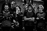 Red Bull Rampage 2017. Riders before the race.