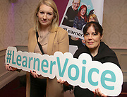Attending The National FET Learner Forum Regional Meeting in the Abbey Hotel, Roscommon on Wednesday  were Marie Feeney and Carina Kelly Castlrea. Photo:- XPOSURE.IE