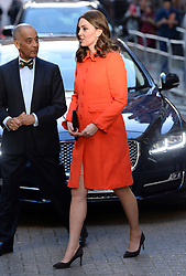 The Duchess of Cambridge during a visit to Great Ormond Street Hospital
