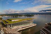 Convention Center, Vancouver, British Columbia, Canada