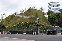 the Marble Arch Mound will be free  August  to go up the much-ridiculed Marble Arch Mound photo by Krisztian  Elek