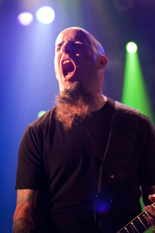 The Damned Things, Maylene and the Sons of Disaster, Fair To Midland, HourCast, Kills & Thrills at The Gramercy Theatre, NYC, 8.26.11