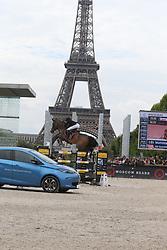 Karlsson Mathilda, SWE, AD Quantina<br /> Global Champions League- Paris Eiffel 2017<br /> © Hippo Foto - Dirk Caremans<br /> 01/07/17