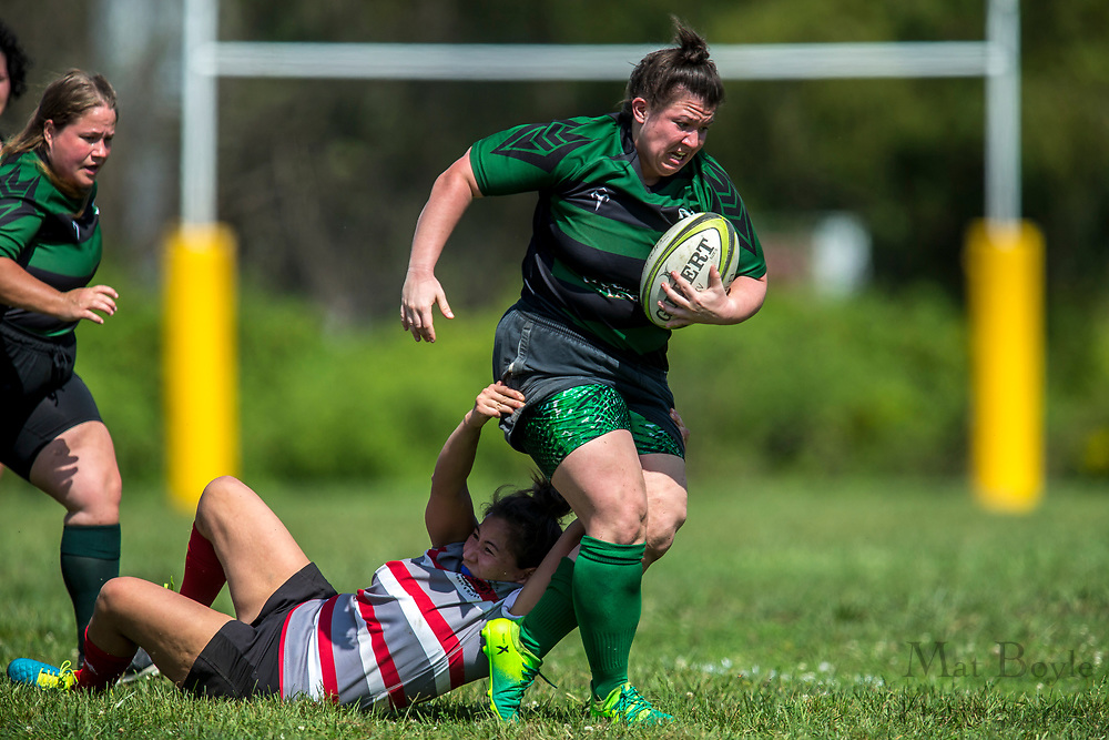 South Jersey Women Rugby vs Lancaster Thorns in Cherry Hill, NJ on Saturday September 16, 2017. (photo / Mat Boyle)