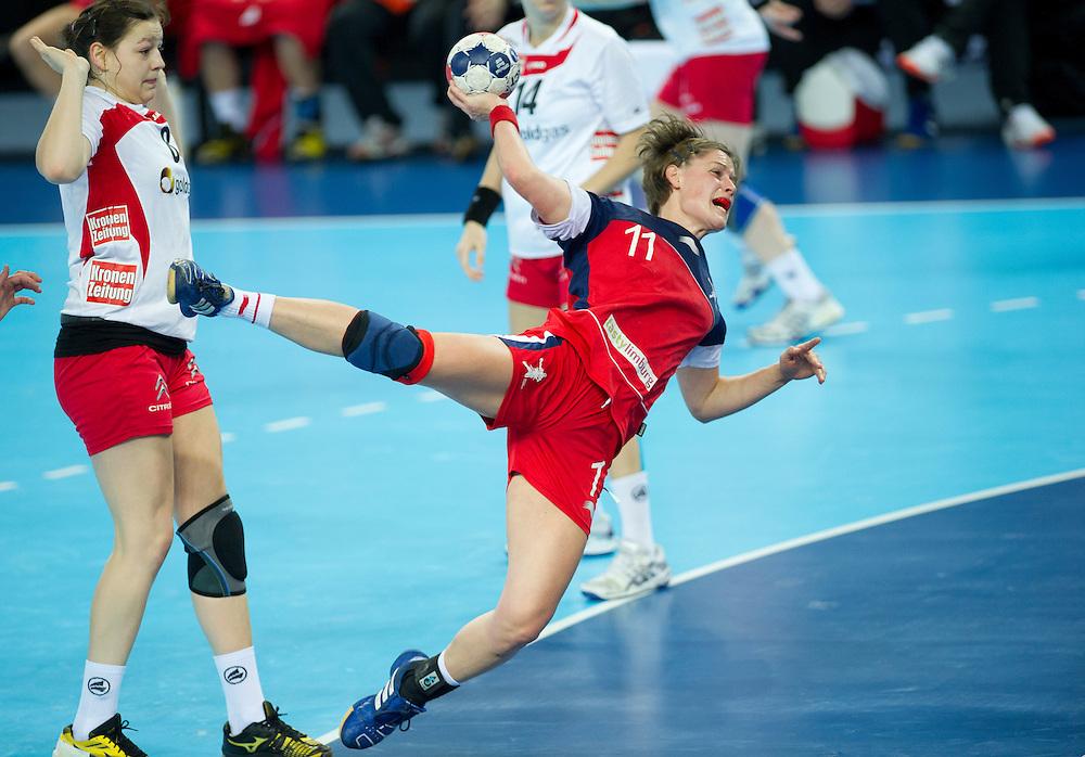 London Handball Cup - GB vs Austria - Lyn Byl (GB)