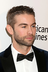 February 24, 2019 - West Hollywood, CA, USA - LOS ANGELES - FEB 24:  Chace Crawford at the Elton John Oscar Viewing Party on the West Hollywood Park on February 24, 2019 in West Hollywood, CA (Credit Image: © Kay Blake/ZUMA Wire)