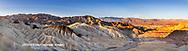 62945-01003 Zabriskie Point Death Valley National Park, CA