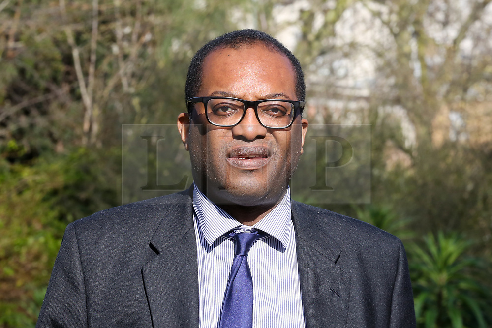 © Licensed to London News Pictures. 16/03/2020. London, UK. Minister of State (Minister for Business, Energy and Clean Growth) KWASI KWARTENG in Westminster. Photo credit: Dinendra Haria/LNP