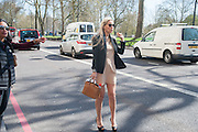 PIA AULD; JIRASA LUNDQUIST, Leaving The Seventh Annual Foreign Sisters Lunch in aid of Cancer Research UK. . The Dorchester 53 Park Lane. London. 1 May 2013.
