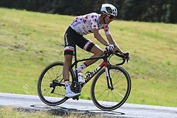 July 16, 2017 - Puy En Velay, France - LE PUY-EN-VELAY, FRANCE - JULY 16 : BARGUIL Warren (FRA) Rider of Team Sunweb during stage 15 of the 104th edition of the 2017 Tour de France cycling race, a stage of 189.5 kms between Laissac-Severac l'Eglise and Le Puy-En-Velay on July 16, 2017 in Le Puy-En-Velay, France, 16/07/2017 (Credit Image: © Panoramic via ZUMA Press)