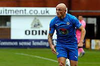 Sam Minihan. Stockport County 1 (6-7) 1 Chesterfield. Emirates FA Cup. 24.10.20
