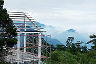 The new Tianchih Lodge will have quite a view!